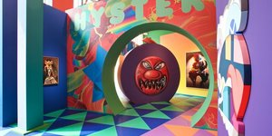 This Psychedelic Maze And Fun House Just Opened In Mayfair
