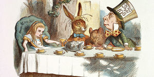 A Massive Alice In Wonderland Exhibition Is Coming To The V&A