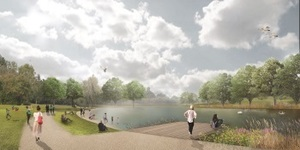 This Wild Swimming Lake Opens In South London Next Week
