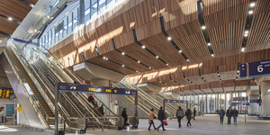 London Bridge Station Shortlisted For RIBA Stirling Prize