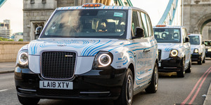 These Black Cabs Are Giving Free Rides To Londoners For The Next 2 Days