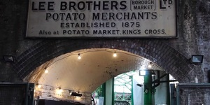 Lost Bells, Original Signs And Cheesy Dungeons: The Secrets Of Borough Market