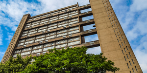 Rare Chance To Climb The Balfron Tower, A Brutalist Masterpiece