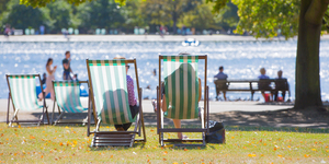 How To Keep Cool In London In The Impending Summer Heatwave