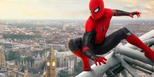 Spider-Man: Far From Home Is The Most London-y Superhero Film Ever
