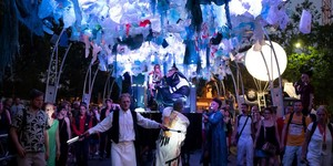 An Adrenaline Pumping Performance On The Perils Of Plastic Pollution Comes To London