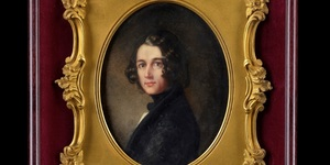 Lost 176-Year-Old Charles Dickens Portrait Makes Its Way Home