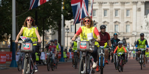 Ride Your Bike Through A Traffic-Free Central London This Weekend