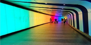 London Has Been Given A Rainbow Makeover For Pride