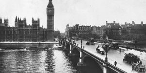 D.H. Lawrence Bitched About How London Had Changed... In 1928