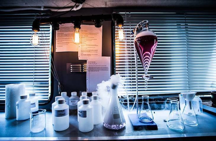 Head do ABQ London for a Breaking Bad themed bars that's all sorts of hen do fun