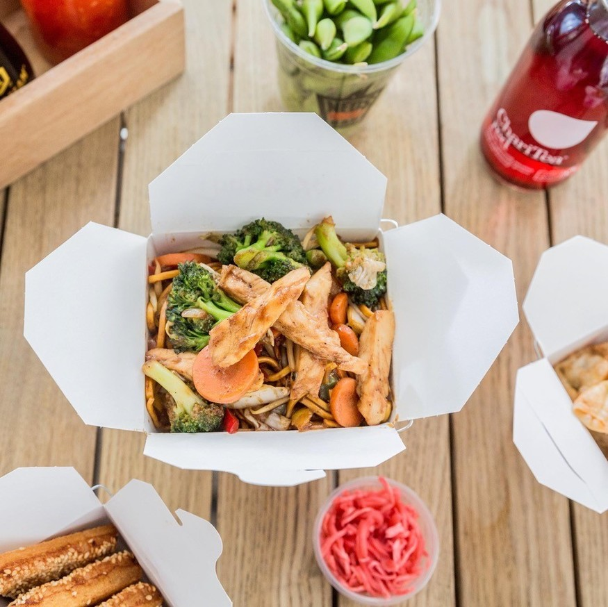 Neds Noodle Bar Is The Ultimately Customisable Takeaway Option
