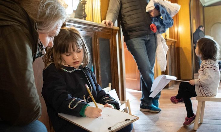Pitzhanger Manor is one of the best family-friendly art galleries in London