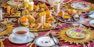 How To Eat Your Way Around The World In Afternoon Tea
