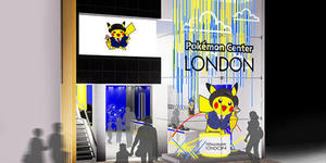 A Pop-Up Pokémon Centre Is Opening In London