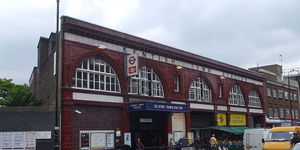 Kentish Town Tube Station Is Completely Closed Until Sunday