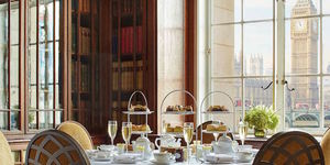 5 Afternoon Teas With Excellent Views In London