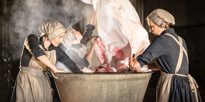 The Not-So-Scottish Play: Macbeth At Temple Church
