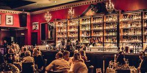 London's Best Bars…For Drinking Whisky