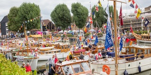 Climb Aboard 40 Vintage Boats Near Tower Bridge This September