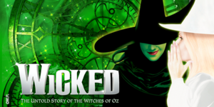 A Look Behind The Scenes At London's Smash Hit Musical WICKED