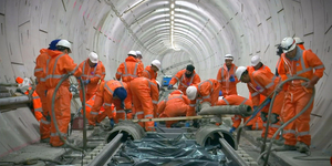 A New Crossrail Documentary Airs This Weekend, Looking At Where It All Went Wrong
