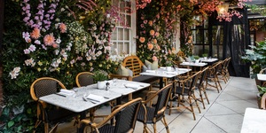 London's Best Restaurants For Eating Outdoors