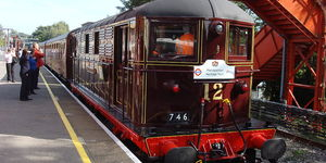 Ride A Vintage 1950s Tube Train On The Underground This September