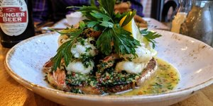 Albion's: A Camden Restaurant That Mixes Four Types Of Cuisine With Delicious Results