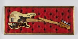 See The Smashed-Up Guitar From The Clash's Iconic London Calling Album