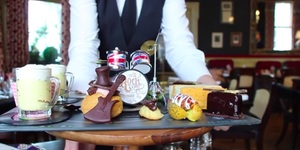 This Musical Themed Afternoon Tea Is Sure To Rock Your Socks Off