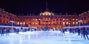 Skate Through The Night At Somerset House's 24-Hour Ice Rink This Winter