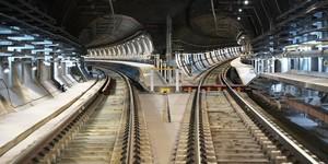 Crossrail Update: New Photos Show Latest Progress