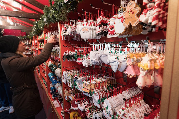 Festive Christmas Markets And Fairs In London: Christmas