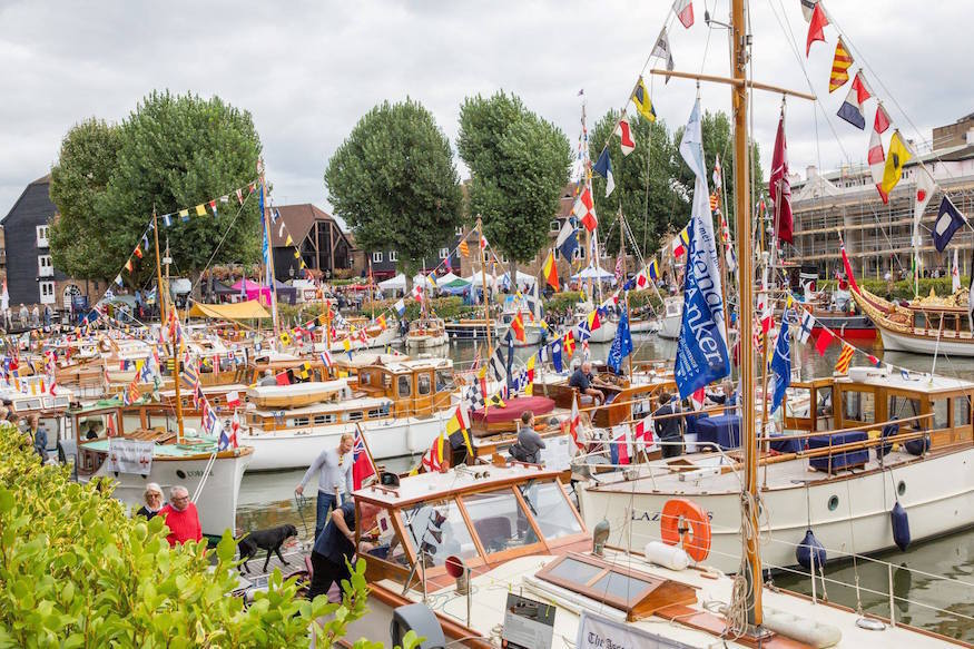 Christmas Boats Portland 2019.Things To Do This Weekend In London 7 8 September 2019