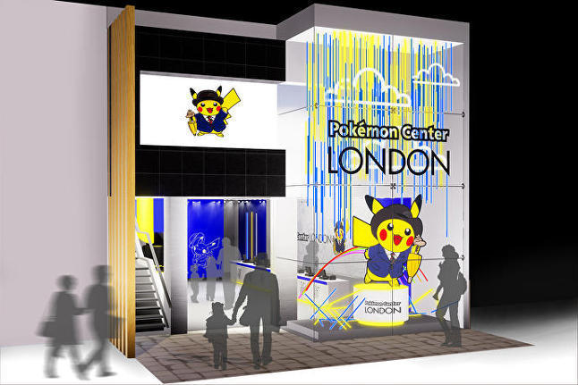 Pokemon Centre London