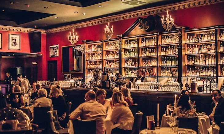 Best whisky bars in London: Boisdale