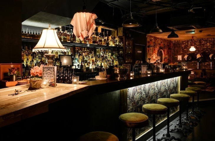 Best places to drink rum in London: Burlock