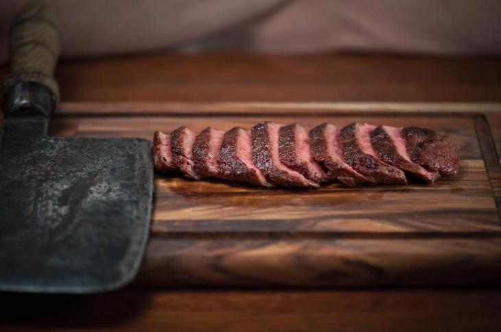 Flat Iron is home to some of London's best, and best value, steak