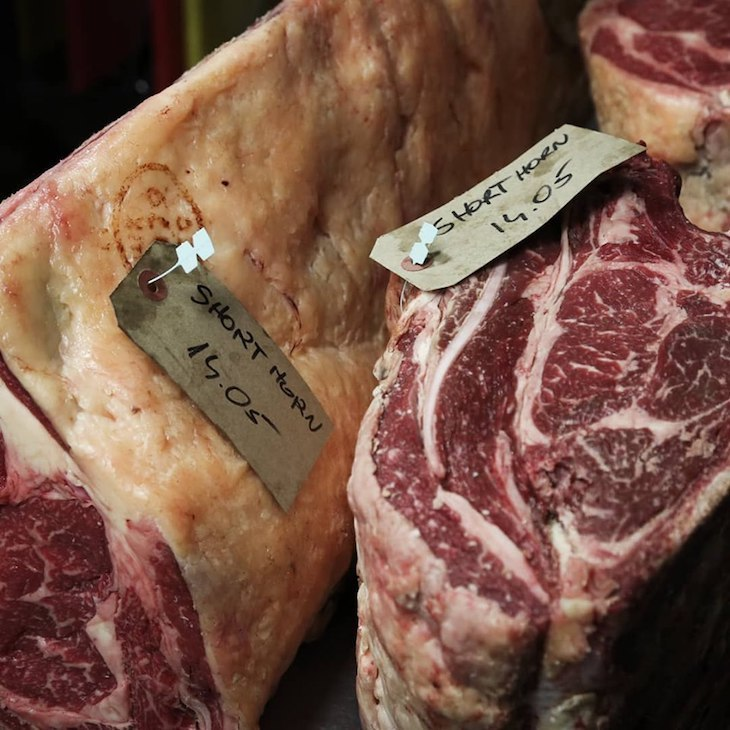 Best steaks in London: Goodman Restaurant