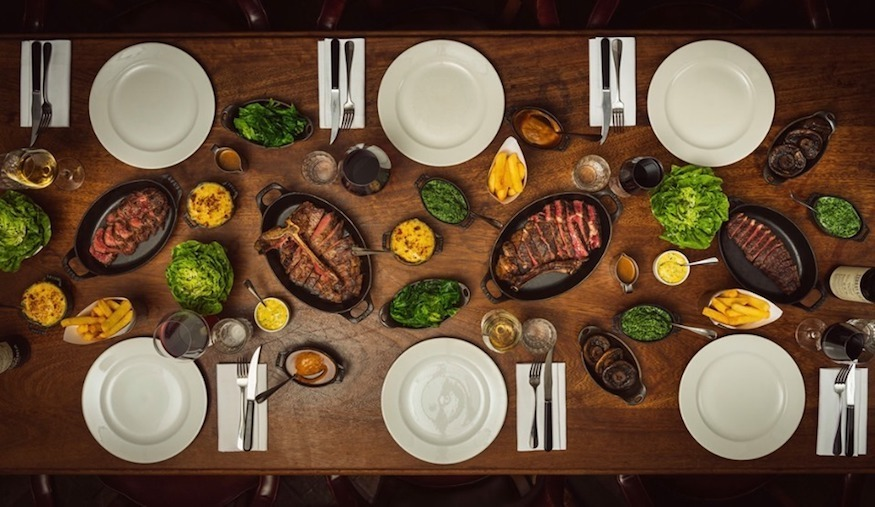 Best American food in London: head to Hawksmoor for steak