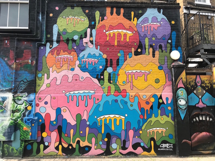 The Best Street Art In Camden Town 2019 Londonist