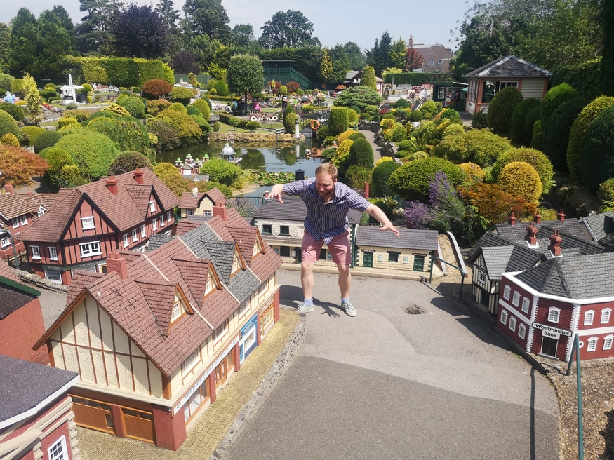 This Enchanting Model Village Is A Short Train Ride From London