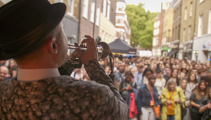 A Four-Day Jazz Festival Is Taking Over Soho This Month