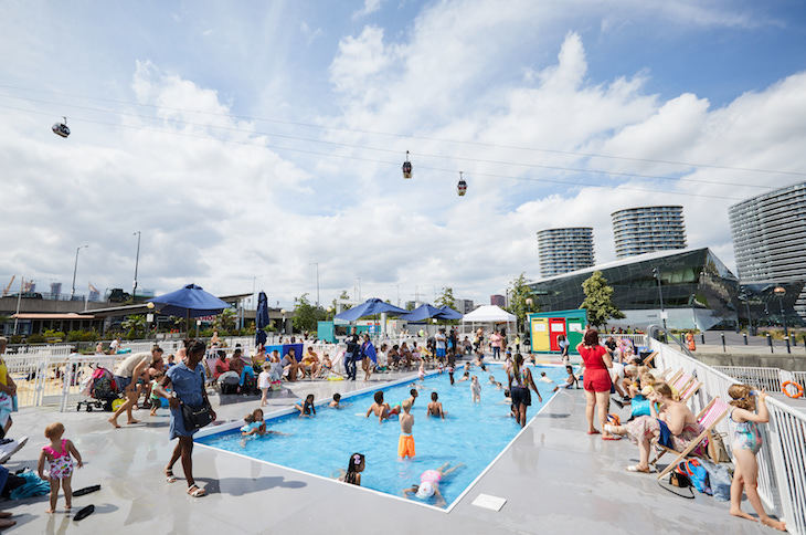 Circus, Swimming And Silent Discos: Join The Docks Promises