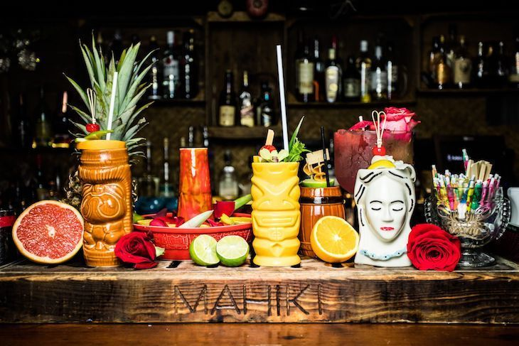 Best rum bars in London: Mahiki