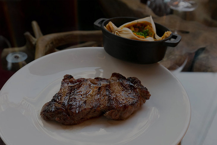 Omnino - home to some of the best steak in London