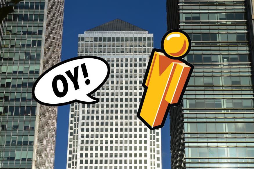 Why Isn't Canary Wharf On Google Street View?