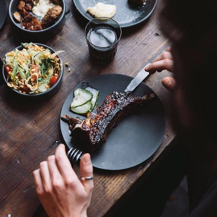Best American and US restaurants in London: Smokestak is a must for barbecued delights