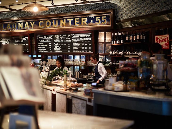 The Delaunay: best American cafes, delis and restaurants in London